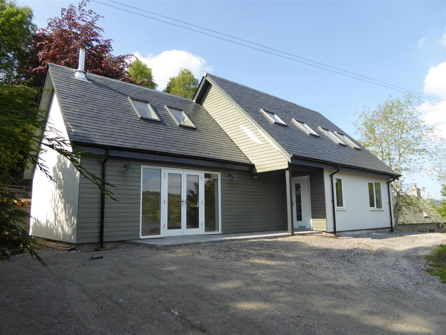 New House at Fungarth